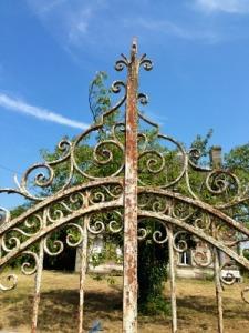 Rusty Gates Honfleur