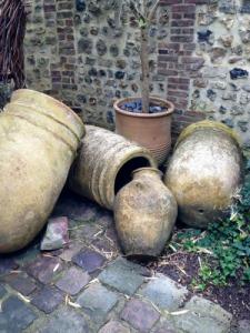 Terracotta Pots Honfleur