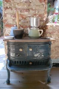 Wood Log Burner Stove Honfleur