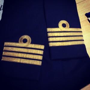 Naval jacket WelshTrini