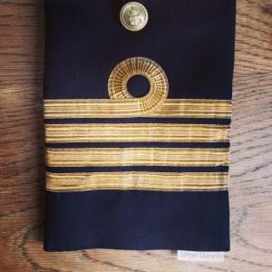 ipad sleeve in naval uniform WelshTrini